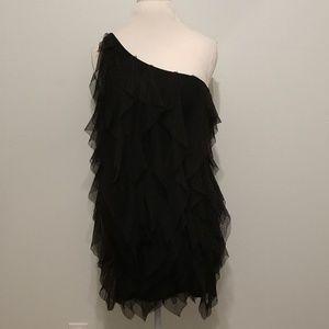 Anthropologie Twelve by Twelve Black Dress